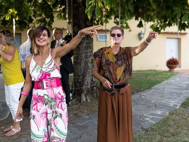 Lorenzo and Stefania's Wedding in Tuscany, Italy 116