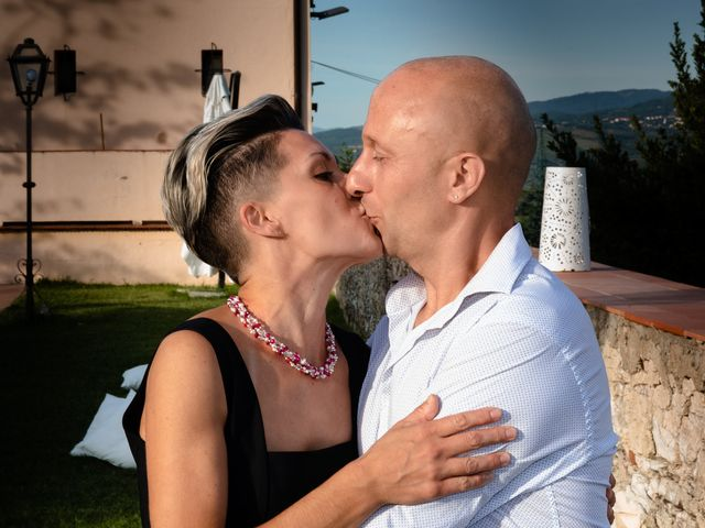 Lorenzo and Stefania's Wedding in Tuscany, Italy 117