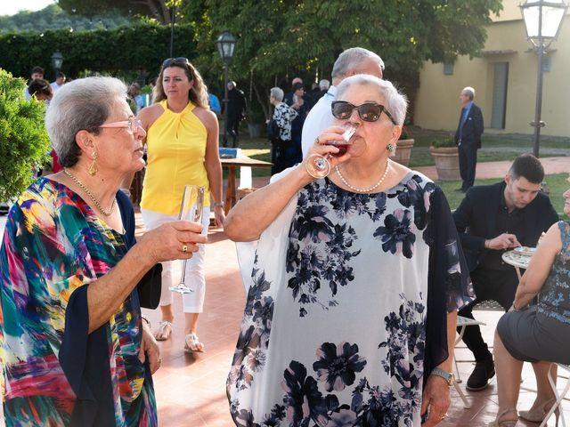 Lorenzo and Stefania's Wedding in Tuscany, Italy 120