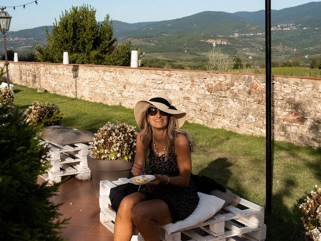 Lorenzo and Stefania's Wedding in Tuscany, Italy 121