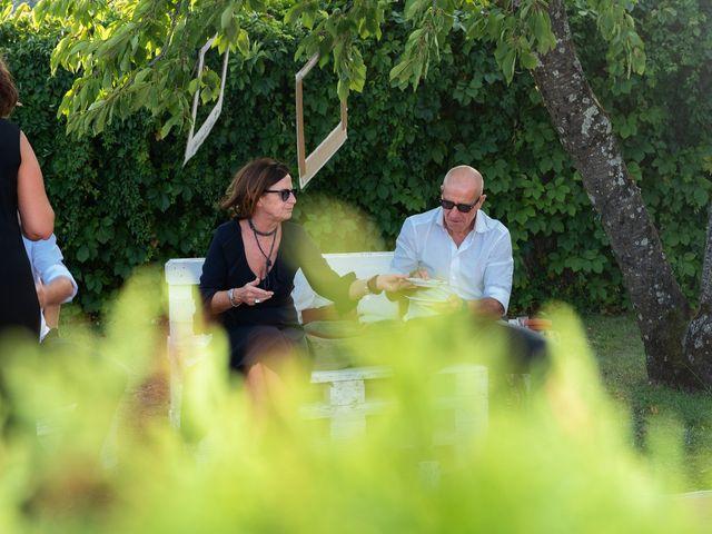 Lorenzo and Stefania's Wedding in Tuscany, Italy 122