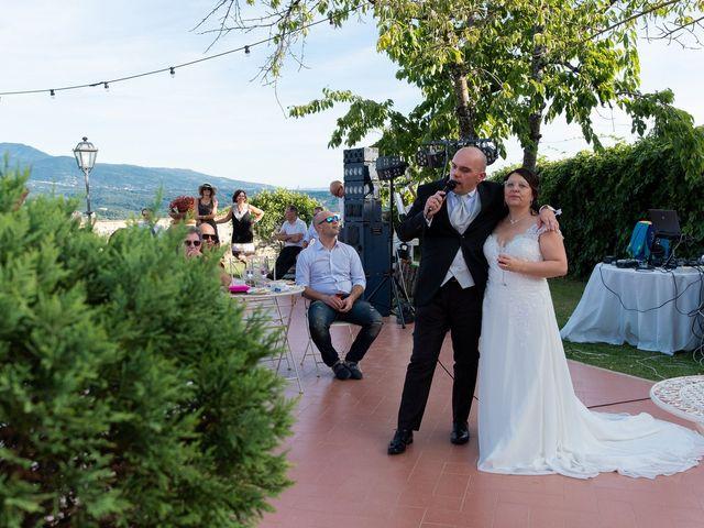 Lorenzo and Stefania's Wedding in Tuscany, Italy 123