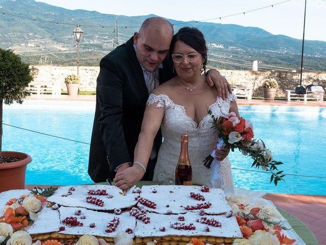 Lorenzo and Stefania's Wedding in Tuscany, Italy 127
