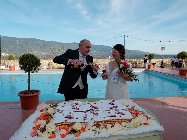 Lorenzo and Stefania's Wedding in Tuscany, Italy 128