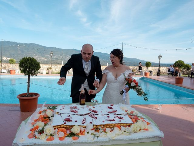 Lorenzo and Stefania's Wedding in Tuscany, Italy 129