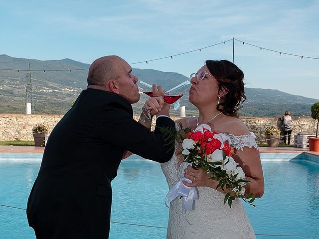 Lorenzo and Stefania's Wedding in Tuscany, Italy 130
