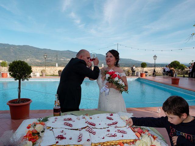 Lorenzo and Stefania's Wedding in Tuscany, Italy 131