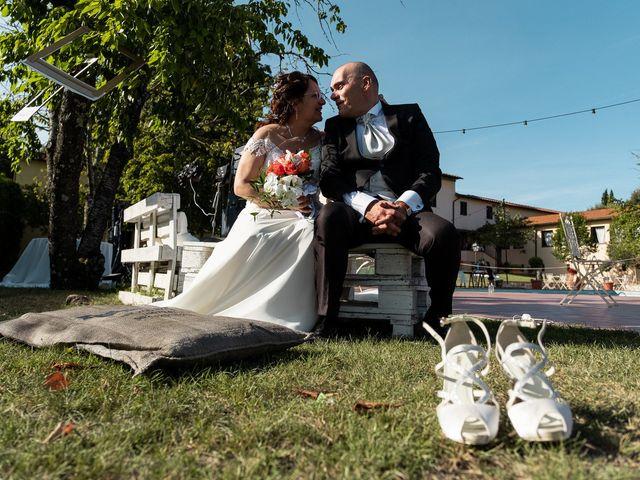 Lorenzo and Stefania's Wedding in Tuscany, Italy 2