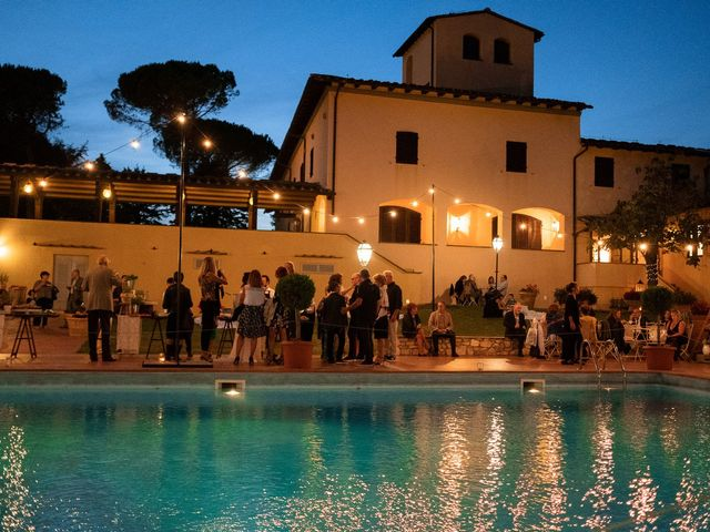 Lorenzo and Stefania's Wedding in Tuscany, Italy 137