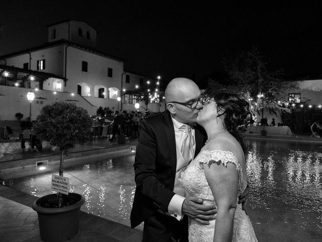 Lorenzo and Stefania's Wedding in Tuscany, Italy 140