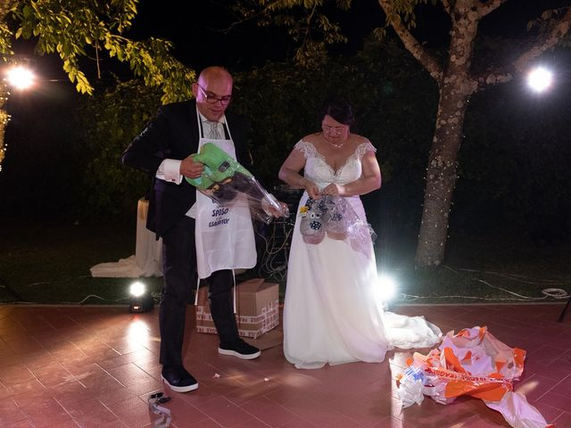 Lorenzo and Stefania's Wedding in Tuscany, Italy 143