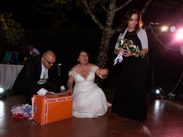 Lorenzo and Stefania's Wedding in Tuscany, Italy 144