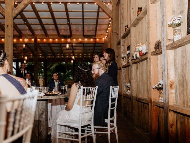 Nathan and Alydia's Wedding in Dahlonega, Georgia 4