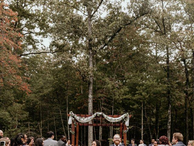 Nathan and Alydia's Wedding in Dahlonega, Georgia 5