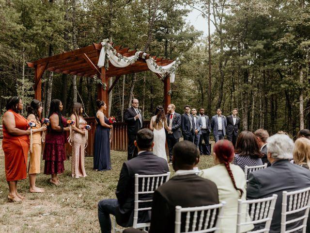 Nathan and Alydia's Wedding in Dahlonega, Georgia 6