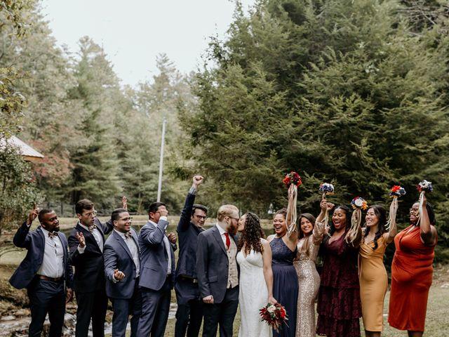 Nathan and Alydia's Wedding in Dahlonega, Georgia 7