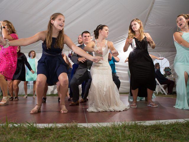Matt and Emily's Wedding in Gettysburg, Pennsylvania 3