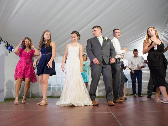 Matt and Emily's Wedding in Gettysburg, Pennsylvania 1