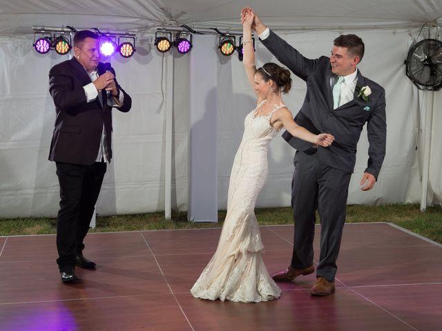 Matt and Emily's Wedding in Gettysburg, Pennsylvania 4