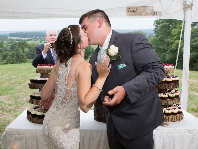 Matt and Emily's Wedding in Gettysburg, Pennsylvania 5