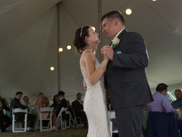 Matt and Emily's Wedding in Gettysburg, Pennsylvania 7