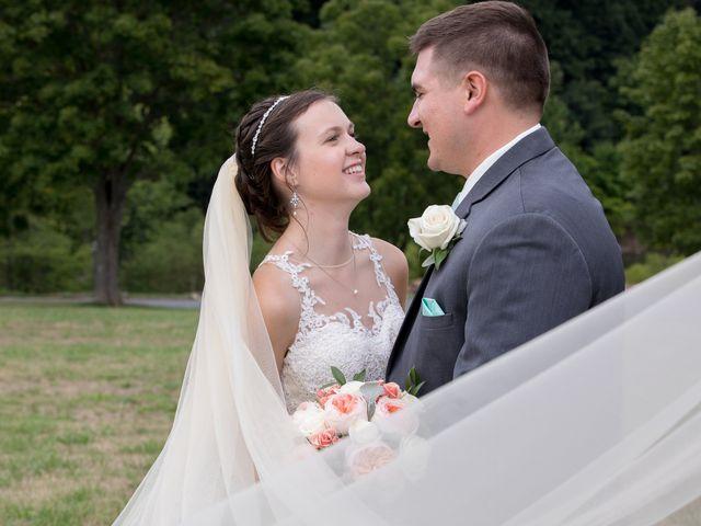 Matt and Emily's Wedding in Gettysburg, Pennsylvania 8
