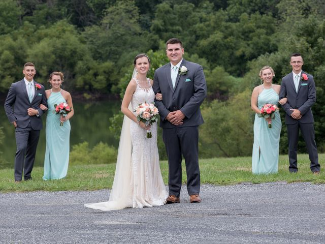 Matt and Emily's Wedding in Gettysburg, Pennsylvania 9