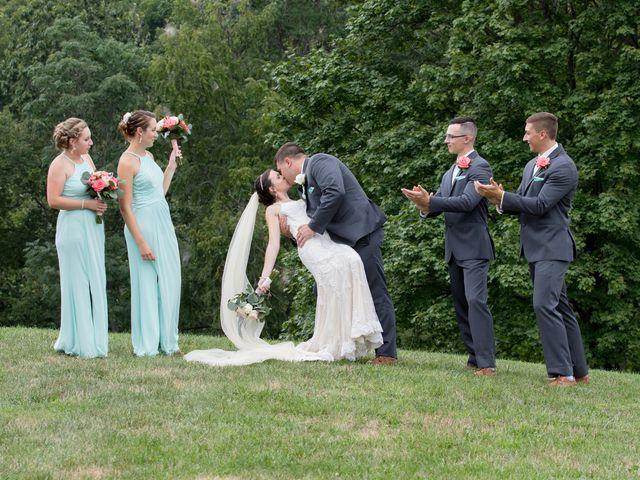 Matt and Emily's Wedding in Gettysburg, Pennsylvania 10