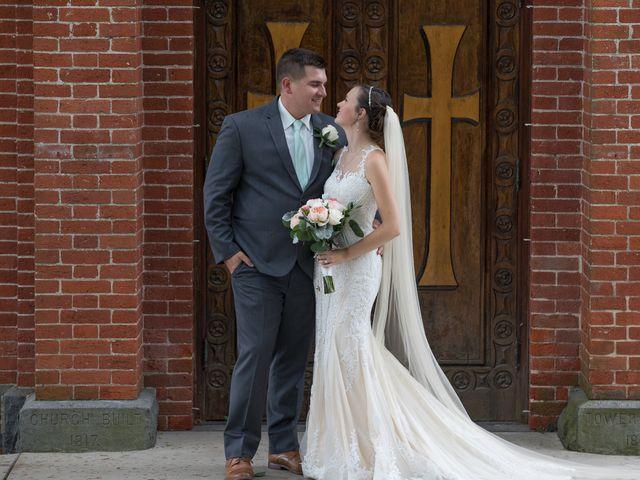 Matt and Emily's Wedding in Gettysburg, Pennsylvania 11