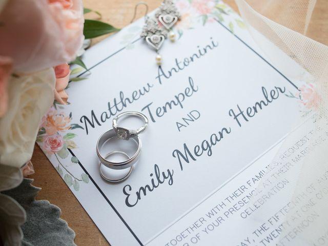 Matt and Emily's Wedding in Gettysburg, Pennsylvania 22