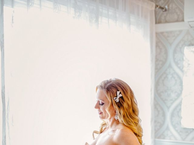 Steven and Heather's Wedding in Calverton, New York 16