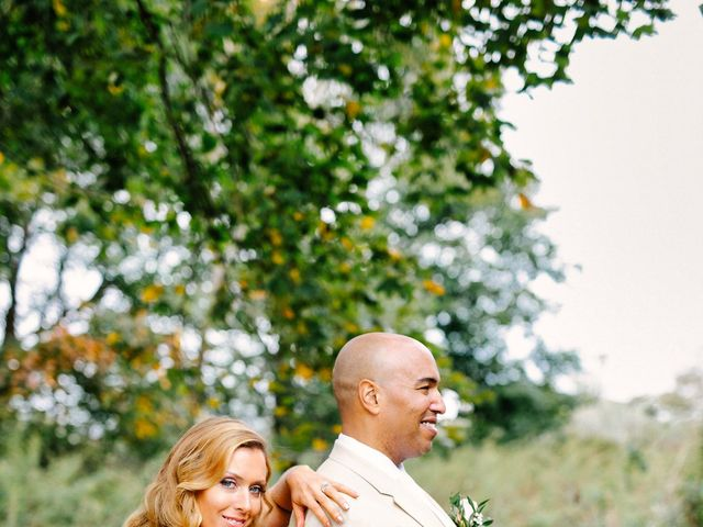 Steven and Heather's Wedding in Calverton, New York 22