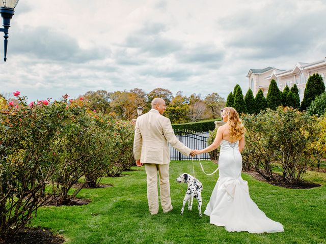 Steven and Heather's Wedding in Calverton, New York 33