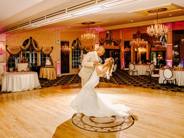 Steven and Heather's Wedding in Calverton, New York 46