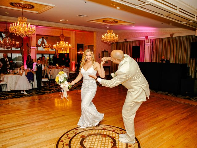 Steven and Heather's Wedding in Calverton, New York 48