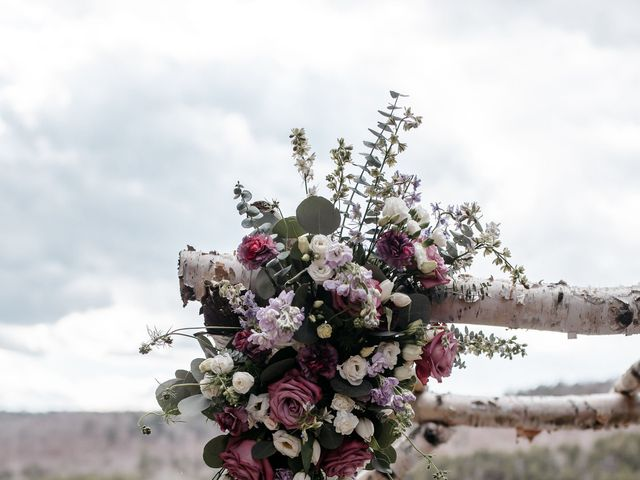 Brittany and Mark's Wedding in Caratunk, Maine 3