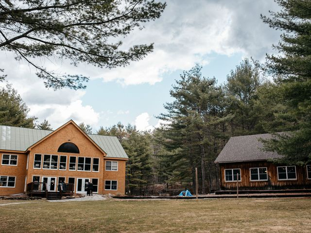 Brittany and Mark's Wedding in Caratunk, Maine 8