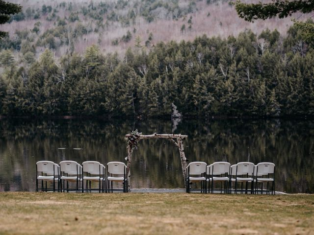 Brittany and Mark's Wedding in Caratunk, Maine 9