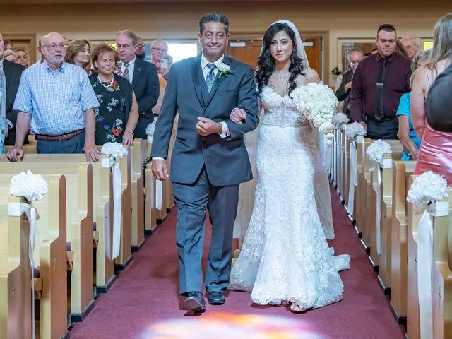 Andrew and Alexa's Wedding in Portland, Connecticut 2