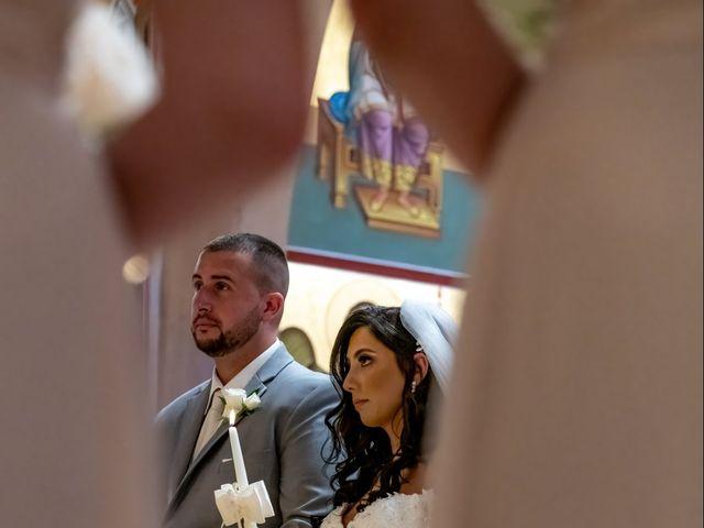 Andrew and Alexa's Wedding in Portland, Connecticut 6