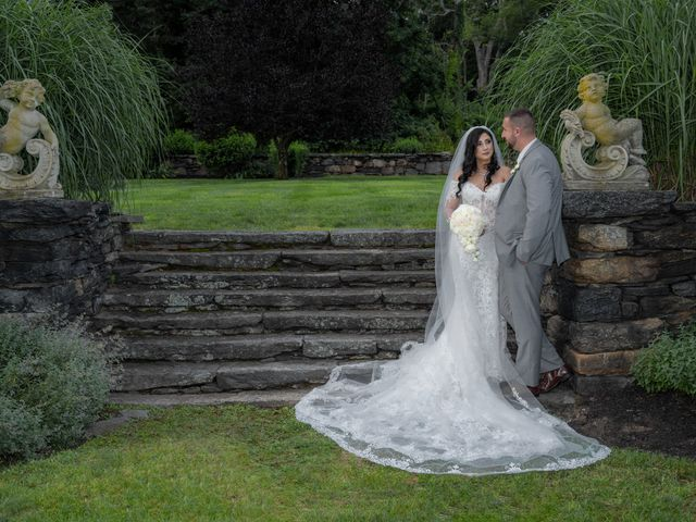 The wedding of Alexa and Andrew