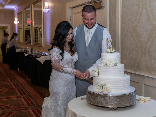 Andrew and Alexa's Wedding in Portland, Connecticut 12