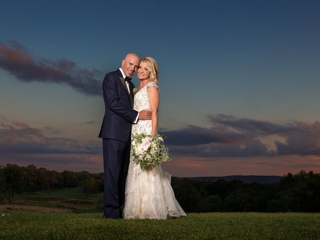 The wedding of Michael and Lora