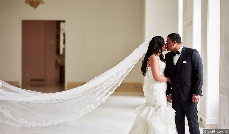 Lisa and Mel's Wedding in Houston, Texas