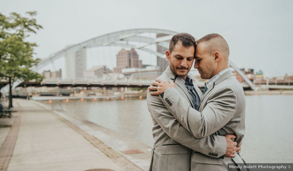 Nick and Mike's Wedding in Rochester, New York