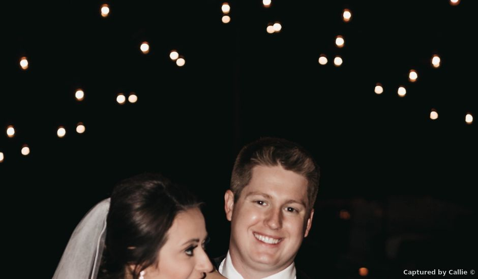 Trevor and Jill's Wedding in Cleburne, Texas