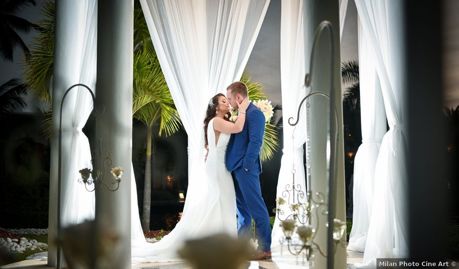 Vlad and Karine's Wedding in Punta Cana, Dominican Republic