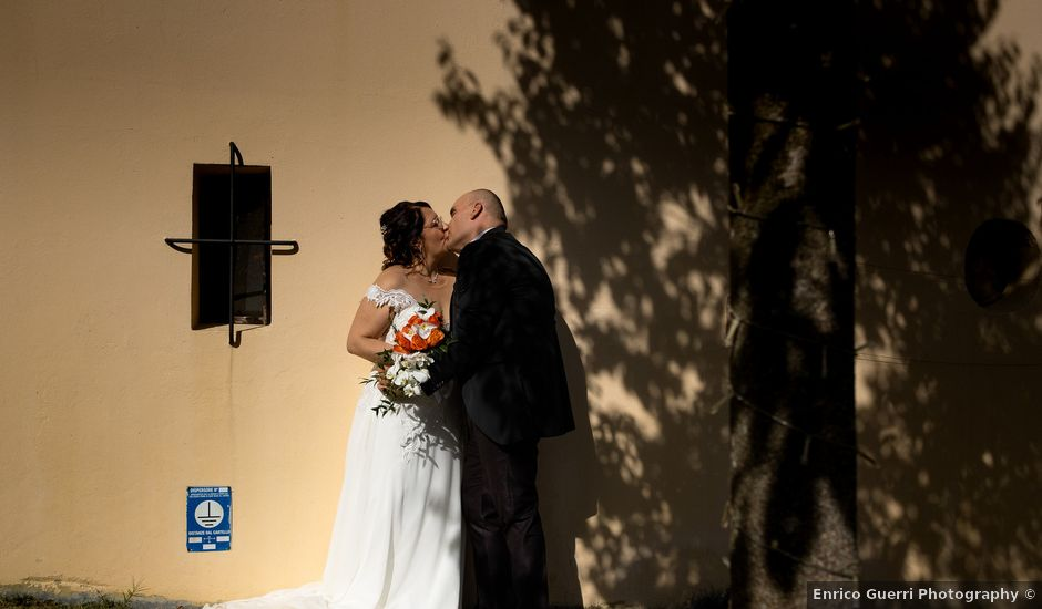 Lorenzo and Stefania's Wedding in Tuscany, Italy