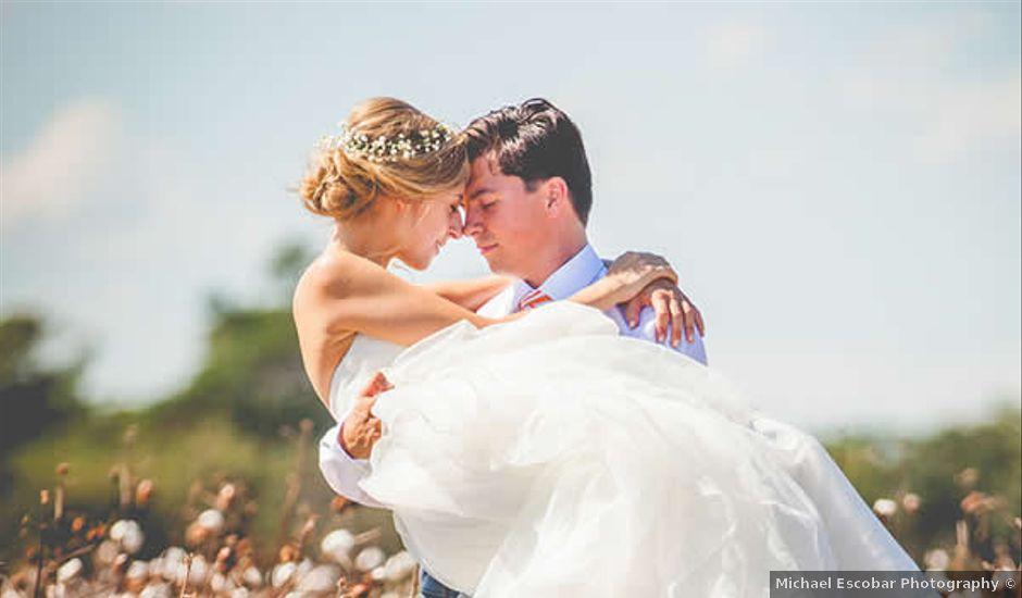 Christiana and Luke's Wedding in Wilmington, North Carolina