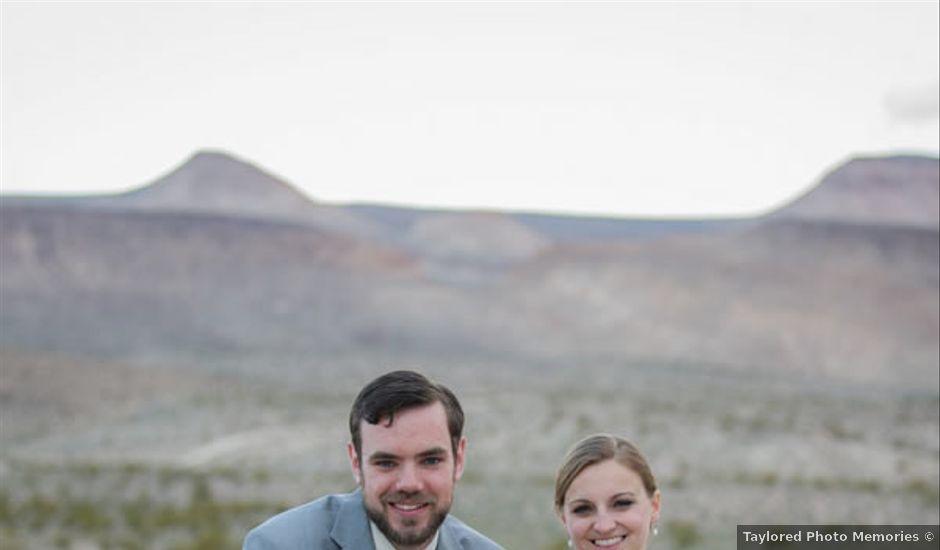 Dani and Andrew's Wedding in Alamo, Nevada